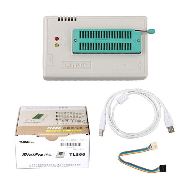 XGecu TL866II Plus USB Programmer