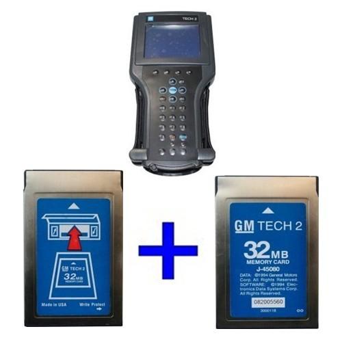 Super GM Tech 2 Scanner Vetronix Tech 2 Clone With 2pcs GM