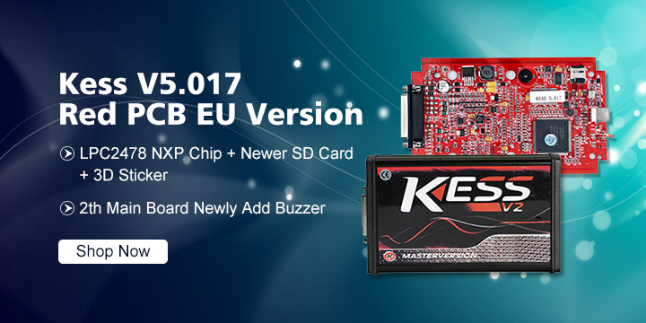 OBD2Store com Ross Tech VCDS Cable Center: Kess 5 017 EU